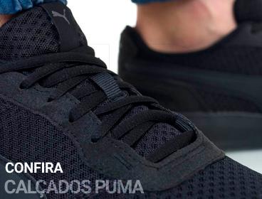 Calçados Puma