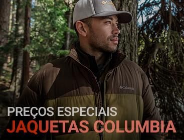 Jaquetas Columbia