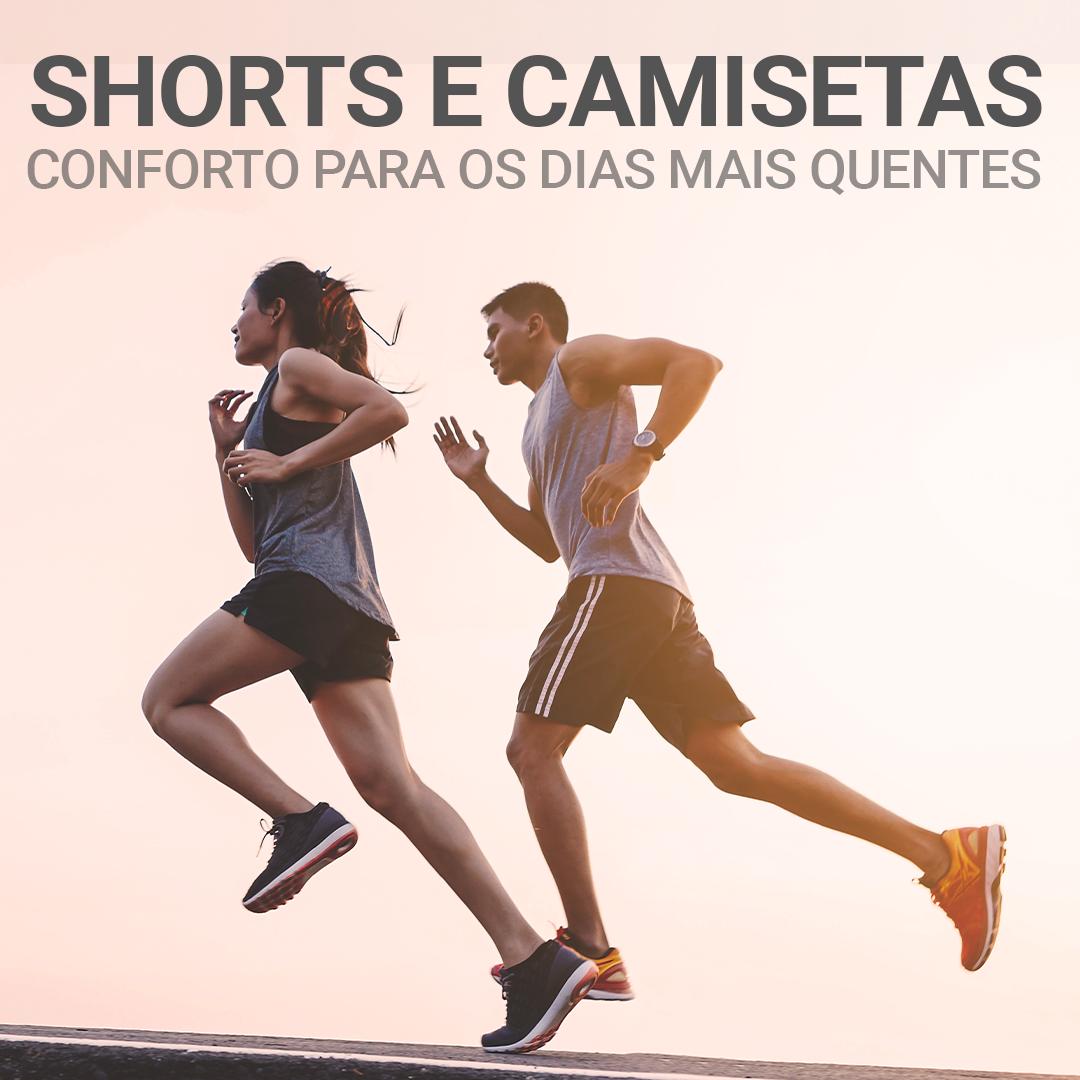 Shorts e Camisetas - Mob