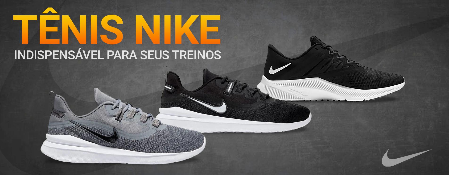 Tênis Nike - Web